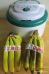 Bananas for dehydrating