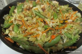 Asian Chicken Stir-Fry